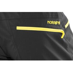 Norrøna Falketind Flex1 - Pantalones de Trekking Hombre - negro